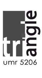 Logo du laboratoire Triangle, UMR5206